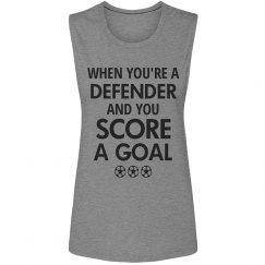 Defender Goals