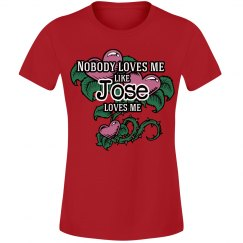Love me like Jose