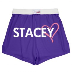Custom Name Kids Shorts