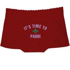 It's Time To Pardi This Mardi Gras