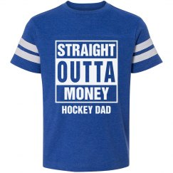 Straight outta MONEY HOCKEY DAD