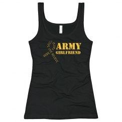 Army Girlfriend Ribbon