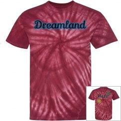 DreamLand haze Tie Dye