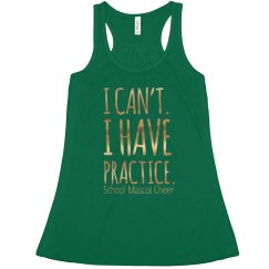 I Have Practice Tank