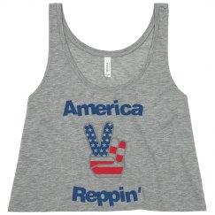 America Reppin