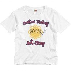 A Summer Art Camp