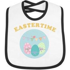 Eastertime Bib