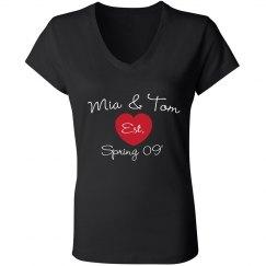 Mia & Tom Est. Spring 09