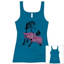WILD in WEST Tank Top