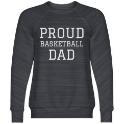 Basketball Dad Pride