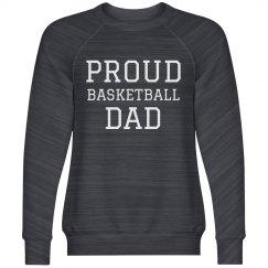 Basketball Dad Pride