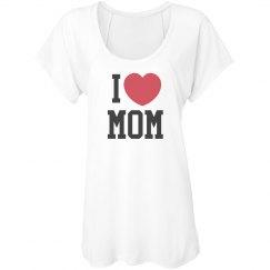 I Heart Mom Tshirt