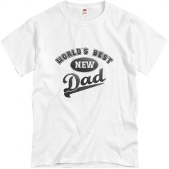World's Best New Dad
