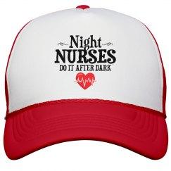 Night Nurses Do It After Dark