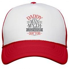 Daddy Man Myth Legendary Doctor