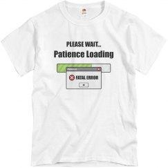 Patience Loading