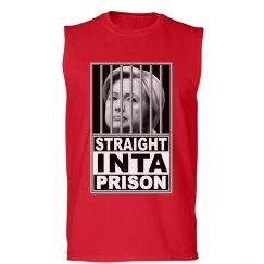 Hillary Straight Inta Prison
