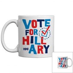 Vote Hillary 2016