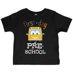 First Day Preschool