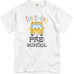 First Day of Preschool (Teacher)