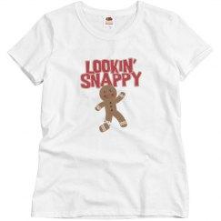 Lookin' Snappy Gingerbread Man