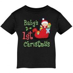 Baby Santa 1st Christmas