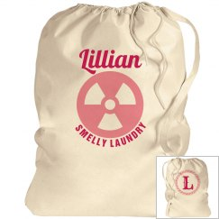 LILLIAN. Laundry bag