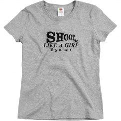 Archery Shirt for Girls