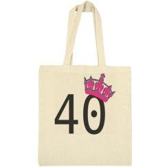 Princess 40 Tote