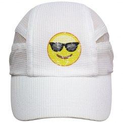 Emoji Sun glasses hat
