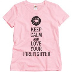 Love your firefighter