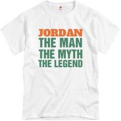 Jordan the man