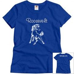 Roosevelt Mustang - Rhinestone