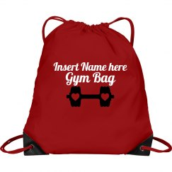 Girl's Gym Bag 2.