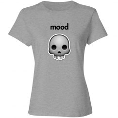 Skull Mood Tee
