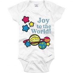 Joy to the World Onesie
