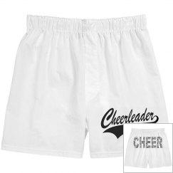 Unisex CHEER boxers