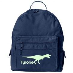 Tyrone's Glow Dinosaur