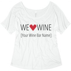 We Love Wine Bar