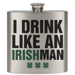St. Pat's Irishman Drinking Club