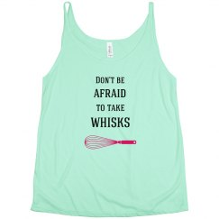 Take Whisks tank
