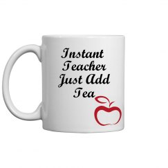 instant teacher tea