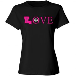 Love Home Louisiana, Pink