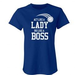 Dig Like A Boss
