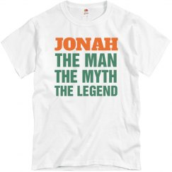 Jonah the man