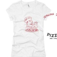 Pizza Shop Tee