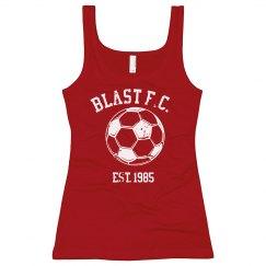 School Soccer Fan