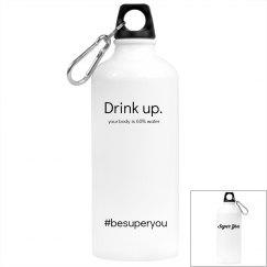 """Super You """"Drink up"""" Bottle"""