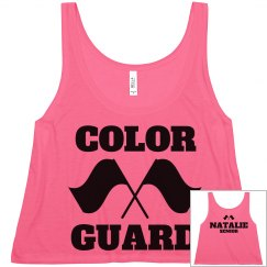 Color Guard Girls Shirts