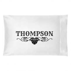 THOMPSON. Pillow case